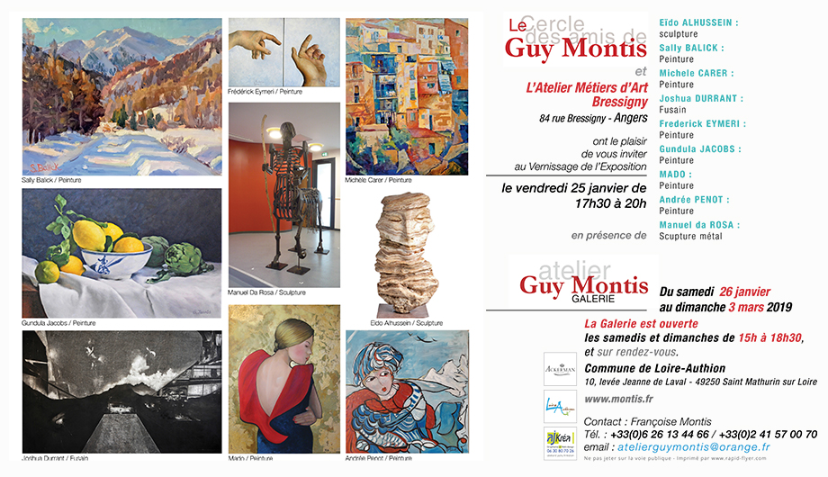 EXPO gUY MONTIS